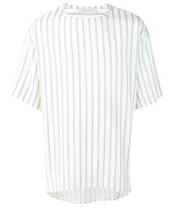 Lucio Vanotti | Pinstripe T-Shirt Size 4