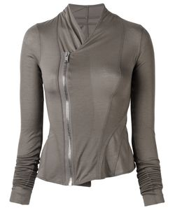 Rick Owens Lilies   Off Centre Fastening Jacket Size 40