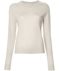 Toteme | Round Neck Jumper Medium Cashmere
