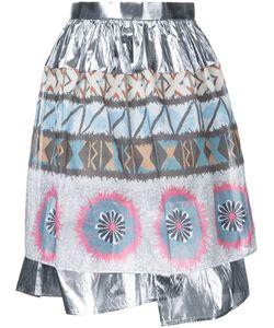Kolor | Gathe Skirt 2 Cotton