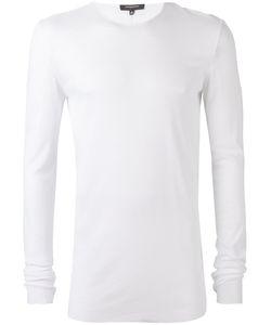Unconditional | Ribbed Crew Neck T-Shirt Size Medium