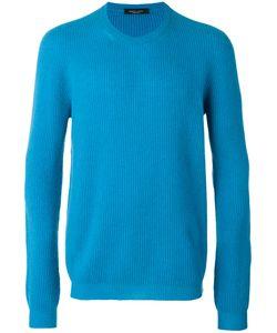 Roberto Collina   Ribbed-Knit Sweater Size 50