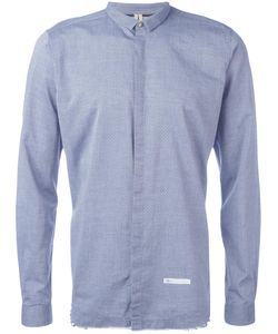 DNL | Polka Dot Shirt 39 Cotton/Polyamide