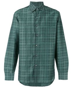 Brioni | Checked Shirt Xl