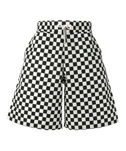 Givenchy | Checkered Shorts Size Large