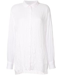 CASEY CASEY | Pleated Shirt Women