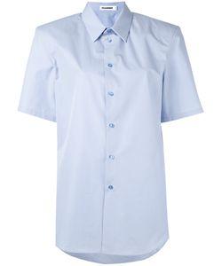Jil Sander | Рубашка С Короткими Рукавами Cornelia