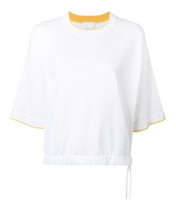 DKNY | Contrast Edging Top Xs