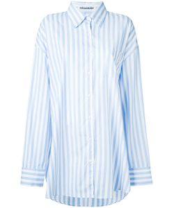 Mikio Sakabe | Oversized Candy Stripe Shirt Size Large