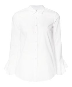 Suno | Ruffled Sleeves Shirt 2 Cotton
