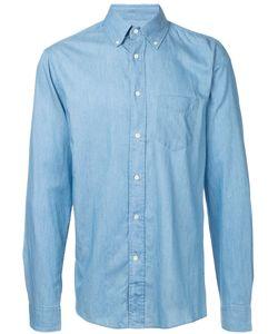 GANT RUGGER   Рубашка Luxury Hobd