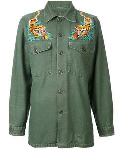 As65 | Рубашка С Вышивкой