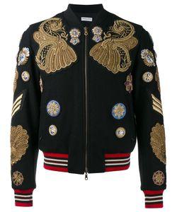 Dries Van Noten | Embroidered Bomber Jacket