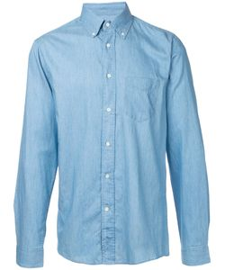 GANT RUGGER | Luxury Hobd Shirt
