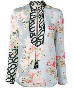 Amen | Блузка С Цветочным Принтом