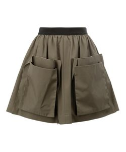 Maison Rabih Kayrouz | Patch Pocket Skirt 36 Cotton