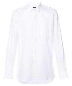 Ann Demeulemeester | Рубашка С Накладным Карманом