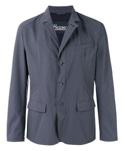 Herno | Three Button Blazer Size 52