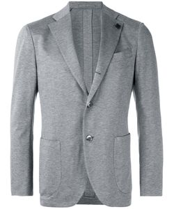Lardini | Two Button Blazer Size 56
