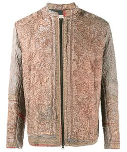 BY WALID | Embroide Jacket Large Silk/Cotton