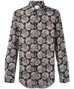 Paul Smith | Рубашка С Принтом Пейсли