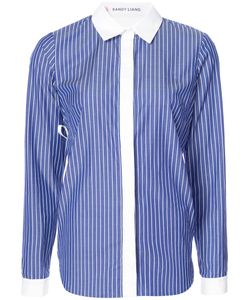 Sandy Liang | Pinstripe Shirt Women 38
