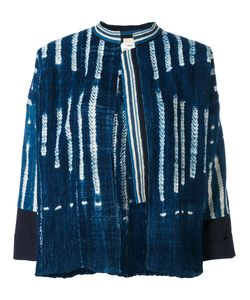 Forte Forte | Striped Denim Jacket