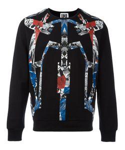 Les Hommes Urban | Printed Sweatshirt Size Small