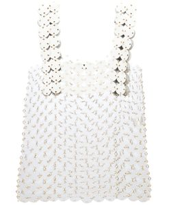 Paco Rabanne | Sequin Embellished Top