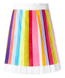 Io Ivana Omazic | Striped Pleated Skirt Size 42
