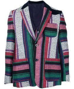 Sacai | Mexican Stripe Blazer