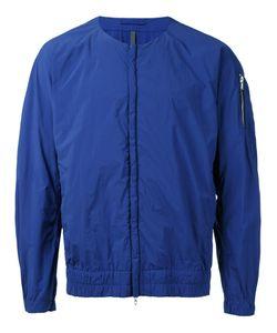 KAZUYUKI KUMAGAI | Arm Pocket Collarless Jacket