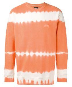 Stussy | Blurry Stripes Sweatshirt S