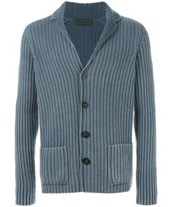 IRIS VON ARNIM | Ribbed Cardigan Size Xl