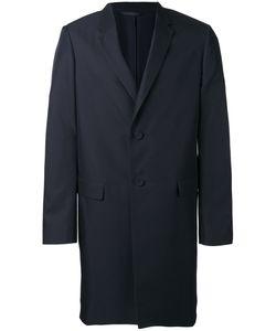 Calvin Klein Collection | Однобортное Пальто