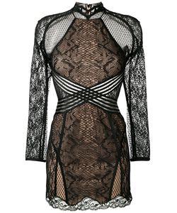 Alexander Wang | Sheer Lace Dress