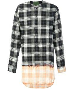 Amen | Plaid Fitted Shirt Men 50