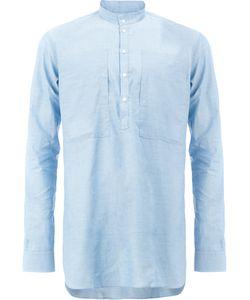 Balmain | Рубашка Без Воротника