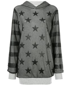 Twin-set | Hooded Star Top