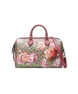 Gucci | Blooms Gg Supreme Top Handle Bag