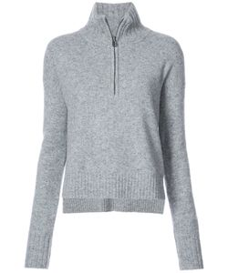 Veronica Beard | Farryn Half Zip Sweater Women