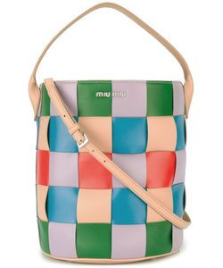 Miu Miu | Leather Shoulder Bag