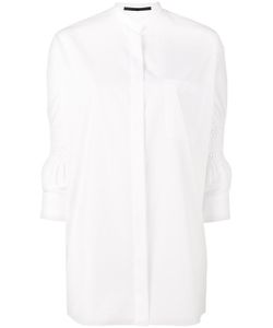 Haider Ackermann | Smocked Long Sleeve Shirt