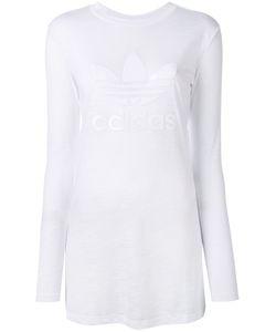 Adidas | Logo Print Long Top Size 44