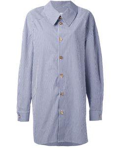 A.W.A.K.E. | Полосатая Рубашка С Запахом A.W.A.K.E.