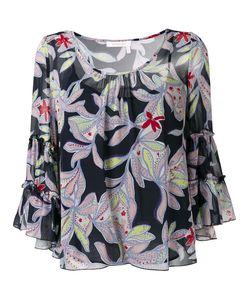 See By Chloe | See By Chloé Patte Top 40 Silk/Cotton