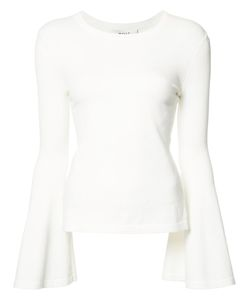 Milly | Fla Sleeves Blouse Small Viscose/Polyester