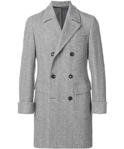 BORRELLI | Herringbone Coat Men 48