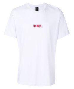 Omc | Logo Print T-Shirt Men L