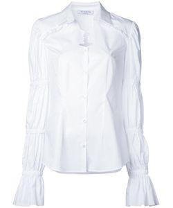 Vivetta | Ruffled Sleeves Shirt 42 Cotton